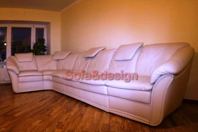 3431294 - Кожаный диван на заказ