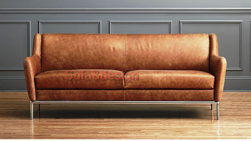AlfredSofaBelloBrownSHS16 16x9 - Кожаный диван на заказ