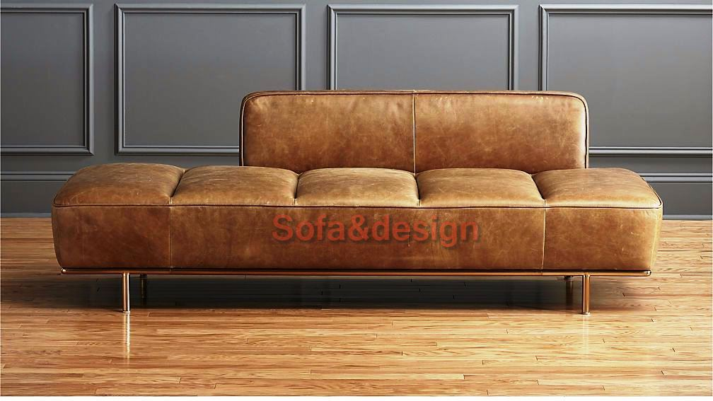CB2 compressed 7 - Кожаный диван на заказ