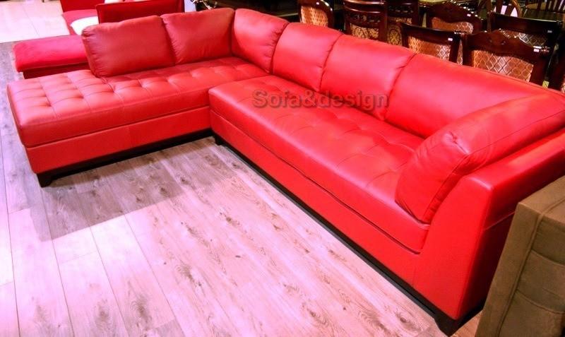 DSC 2494 - Кожаный диван на заказ