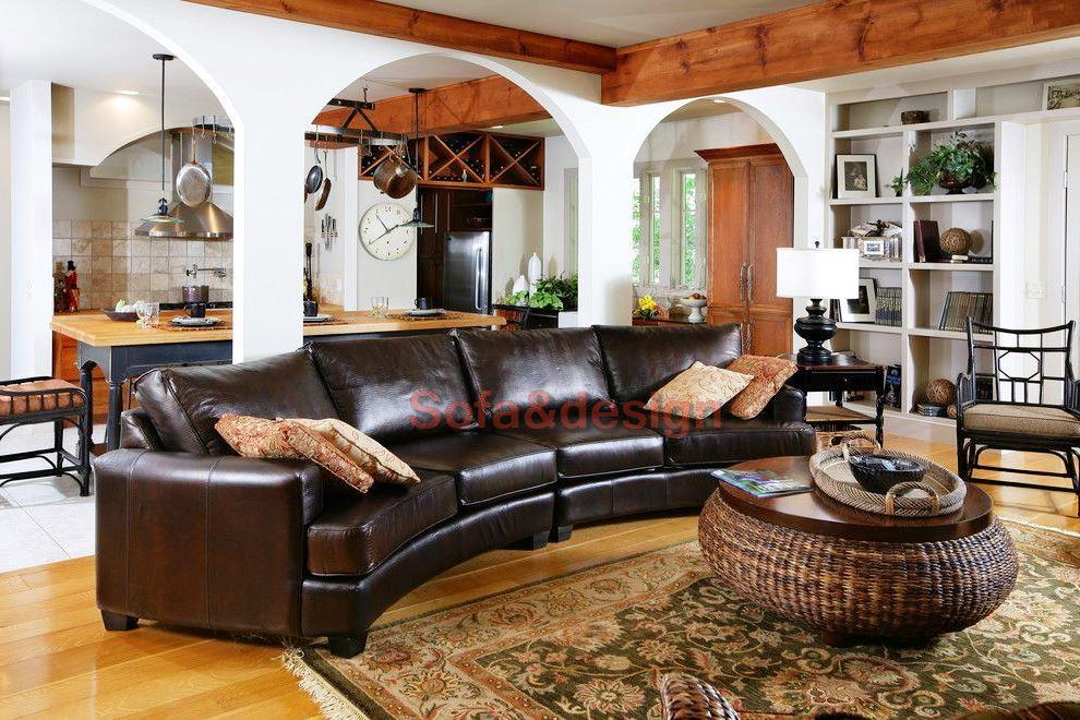 Kozhanye divany 05 - Кожаный диван на заказ