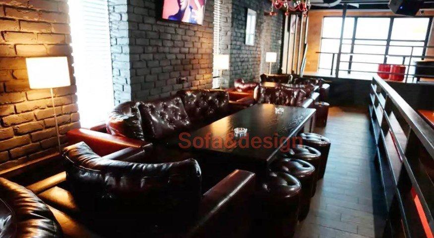 Screenshot 1 - Кожаный диван на заказ