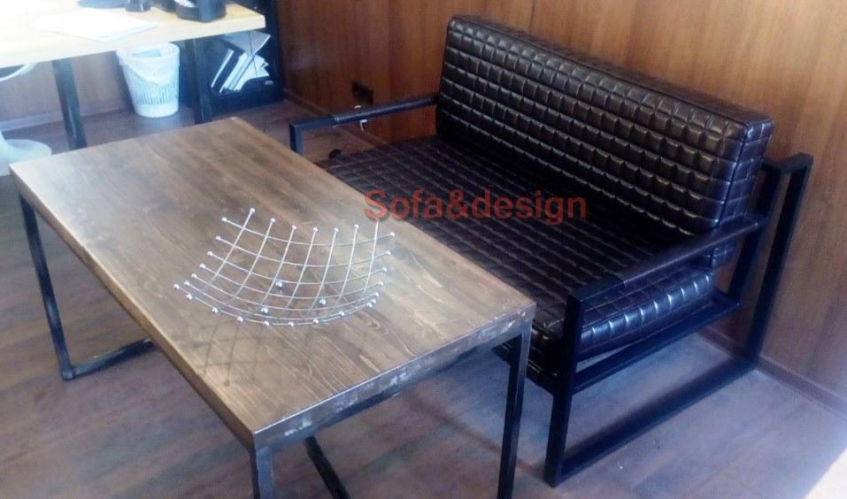 Screenshot 6 - Кожаный диван на заказ