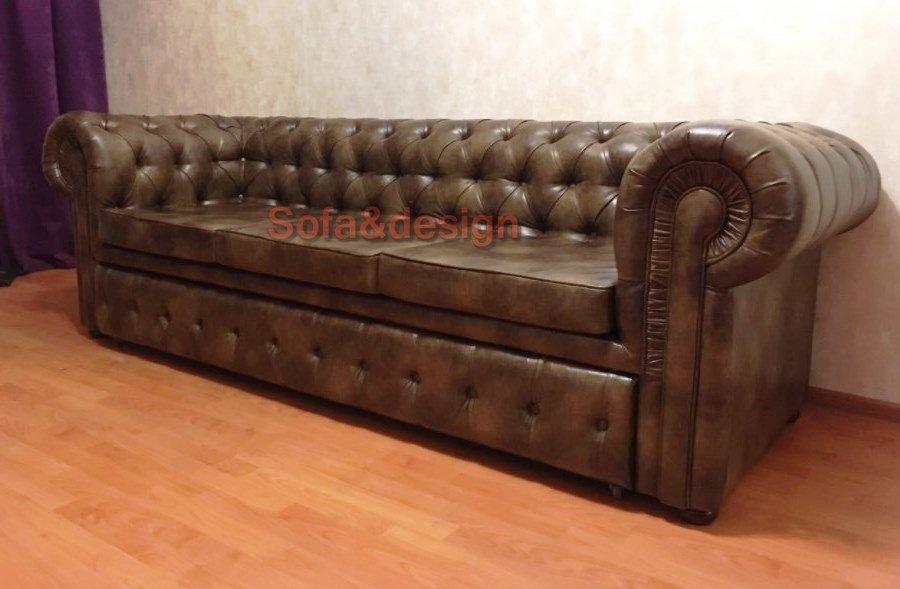 Screenshot 8 - Кожаный диван на заказ