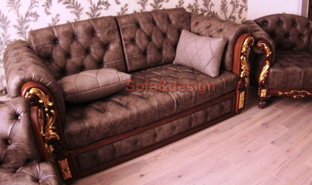 img 2514 - Кожаный диван на заказ