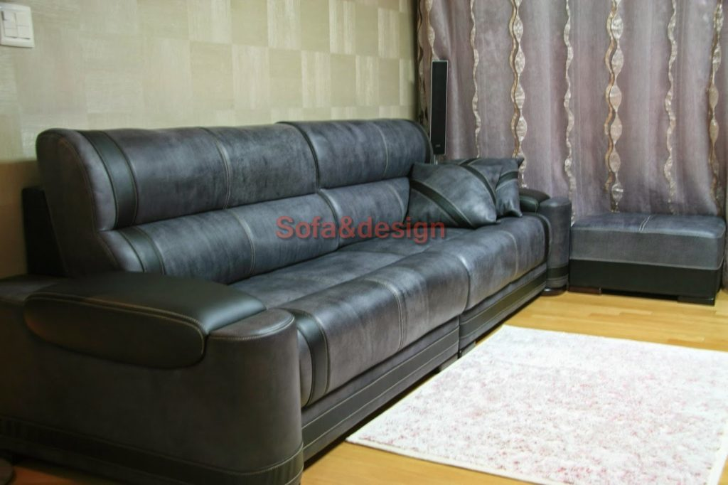 yak chistiti shkiru 1024x682 - Кожаный диван на заказ