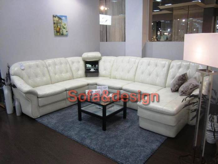 1 - П образный диван на заказ