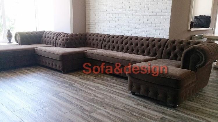 DSC 1749 - Угловой модульный диван