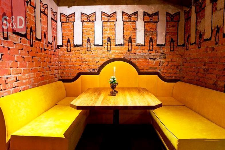 1 5 - Мягкая мебель для кафе/ресторанов