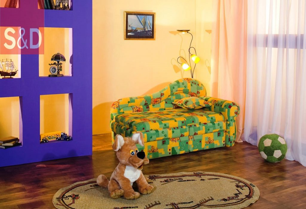 10 big 1024x699 - Мягкая мебель для детей