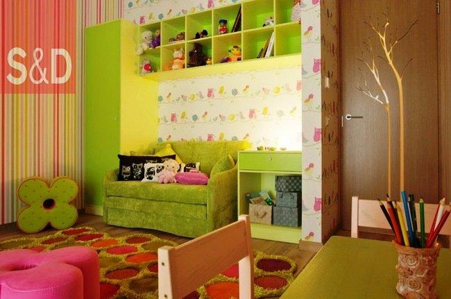12 - Мягкая мебель для детей