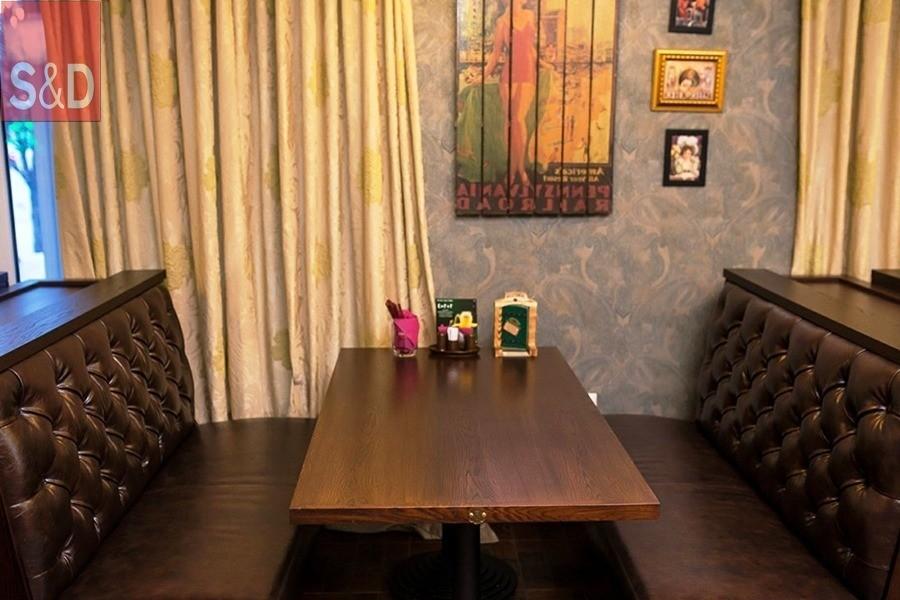 13 - Мягкая мебель для кафе/ресторанов