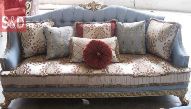 1469 - Авторский диван на заказ