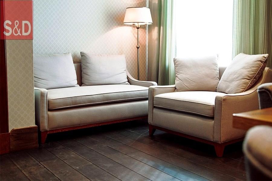 15a - Мягкая мебель для кафе/ресторанов