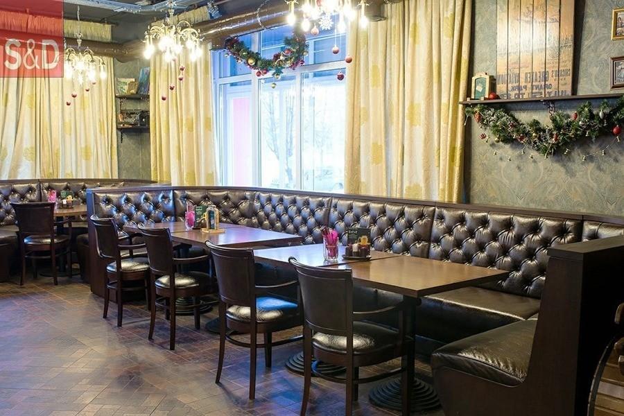 2 1 - Мягкая мебель для кафе/ресторанов