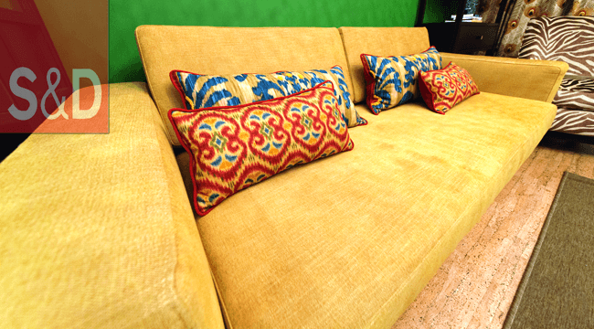 3 3 - Авторский диван на заказ