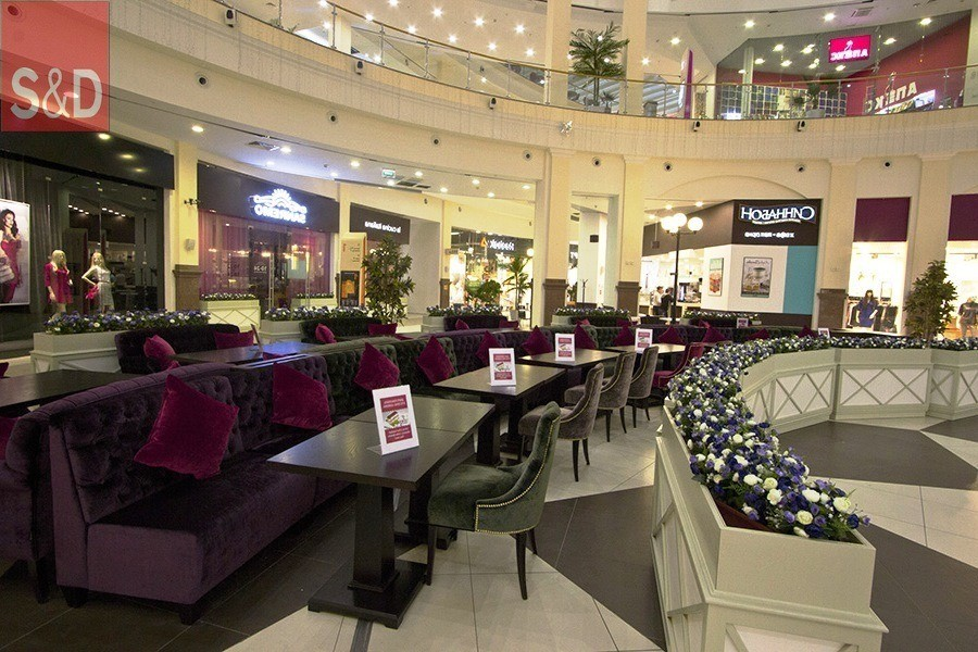 5 1 - Мягкая мебель для кафе/ресторанов