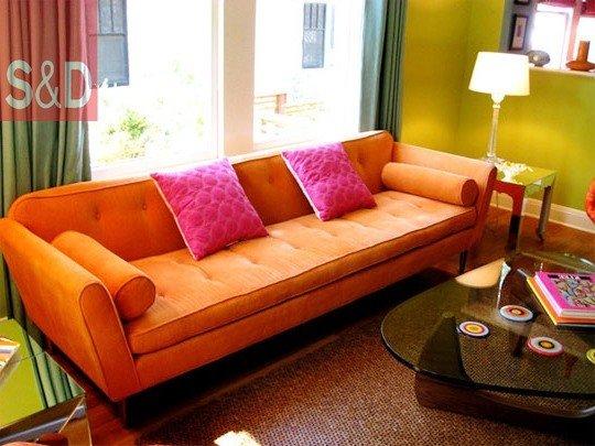 6dc6e4f29e457122be4d1a5d035c6aa1 - Оранжевый диван на заказ