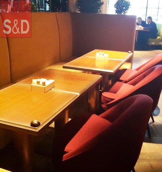 BEER HOUSE - Мягкая мебель для кафе/ресторанов