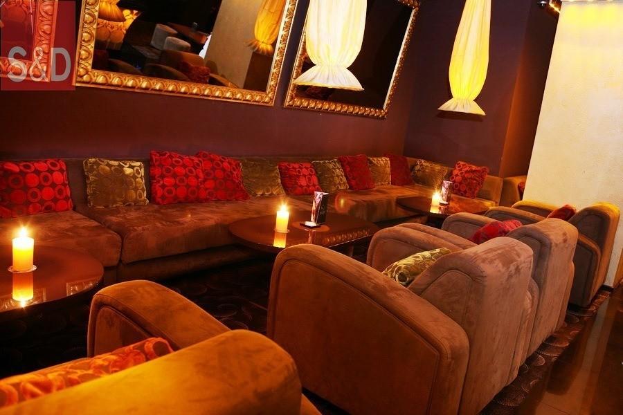 DLux4 - Мягкая мебель для кафе/ресторанов