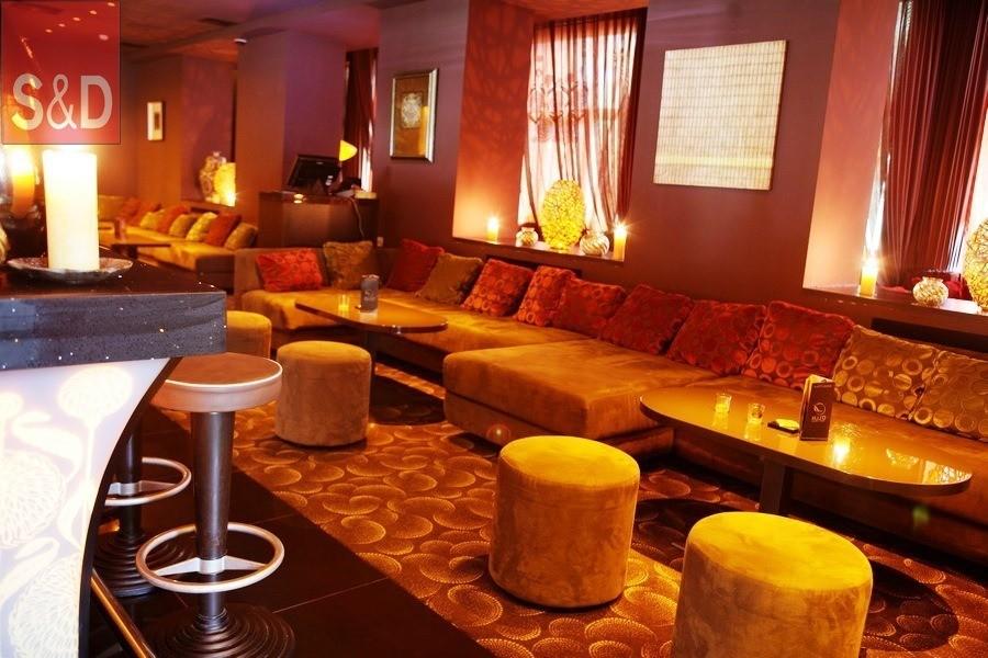 DLux5 - Мягкая мебель для кафе/ресторанов