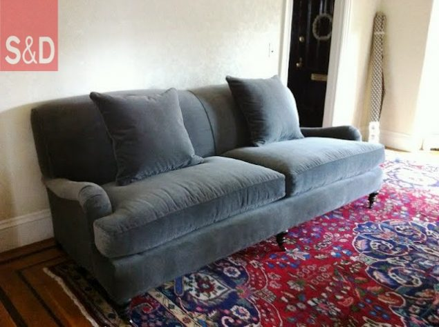 English Roll Arm Sofa5 e1478463822644 - Авторский диван на заказ