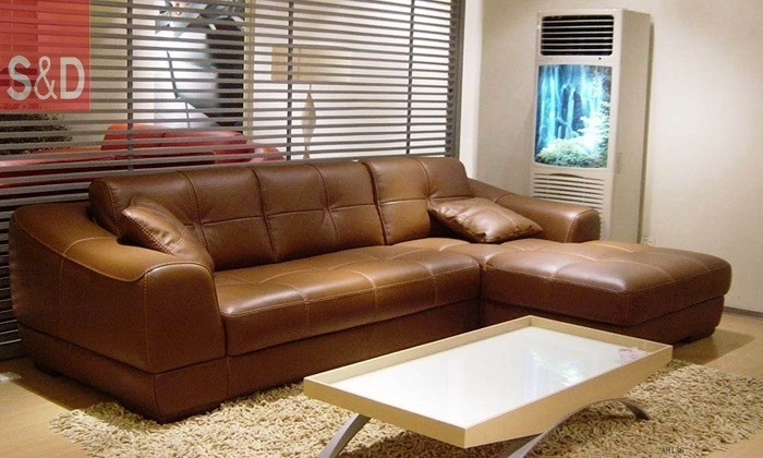 Free Shipping 2013 Euro Modern Design Living Room furniture font b Small b font L Shaped - Угловые диваны на заказ