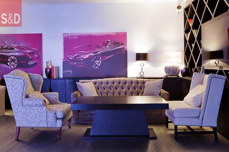 G55G1876 - Мягкая мебель для клубов