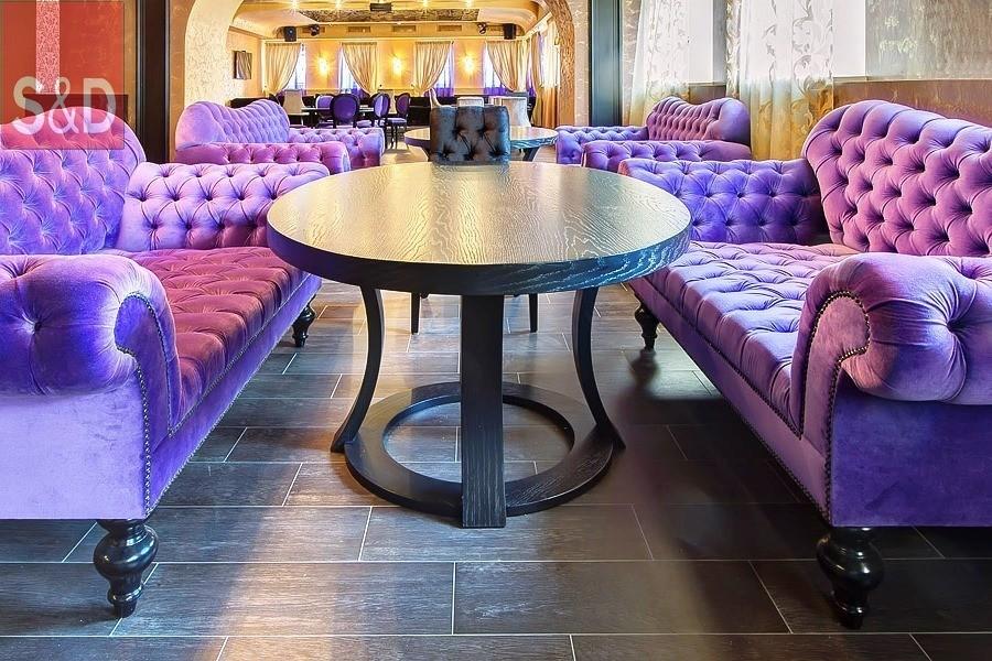 G55G3510 1 2 - Мягкая мебель для кафе/ресторанов