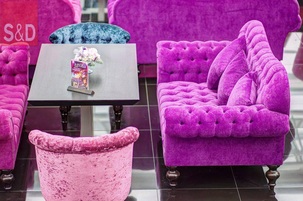 G55G4368 69 70 1024x682 - Мягкая мебель для кафе/ресторанов