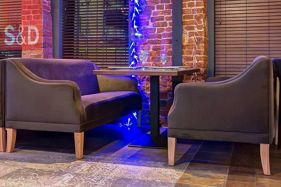 G55G5342 3 4 - Мягкая мебель для кафе/ресторанов