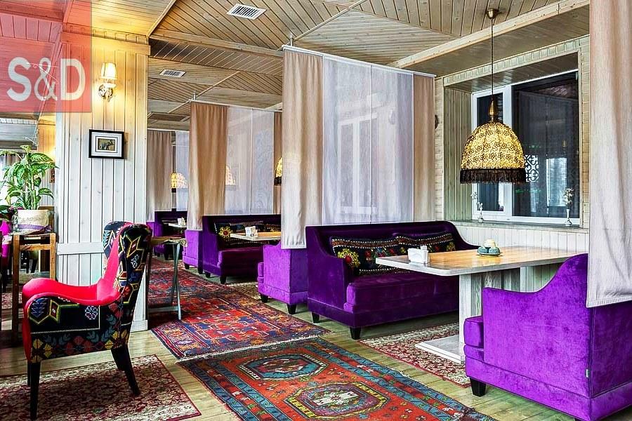 G55G7765 6 7 - Мягкая мебель для кафе/ресторанов