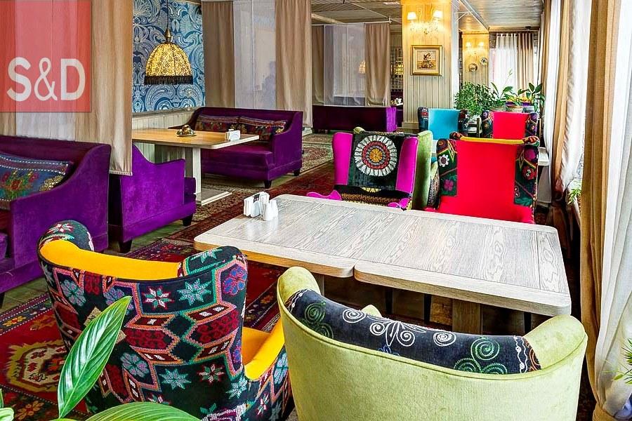 G55G7768 69 70 - Мягкая мебель для кафе/ресторанов