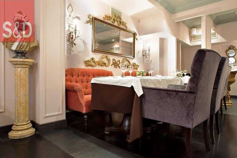 G55G8413 - Мягкая мебель для кафе/ресторанов