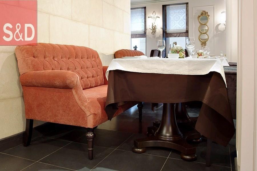 G55G8422 - Мягкая мебель для кафе/ресторанов
