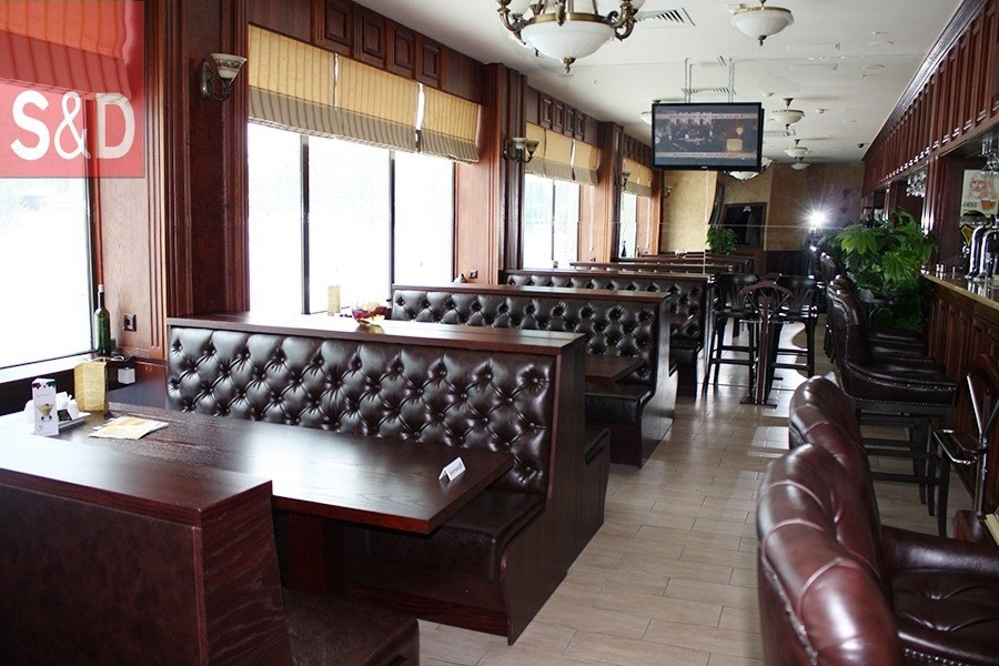 IMG 2440 - Мягкая мебель для кафе/ресторанов