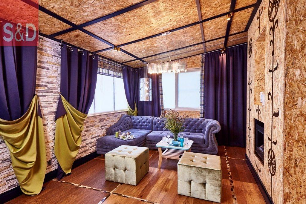 IMG 4746 1024x683 - Фиолетовый диван на заказ