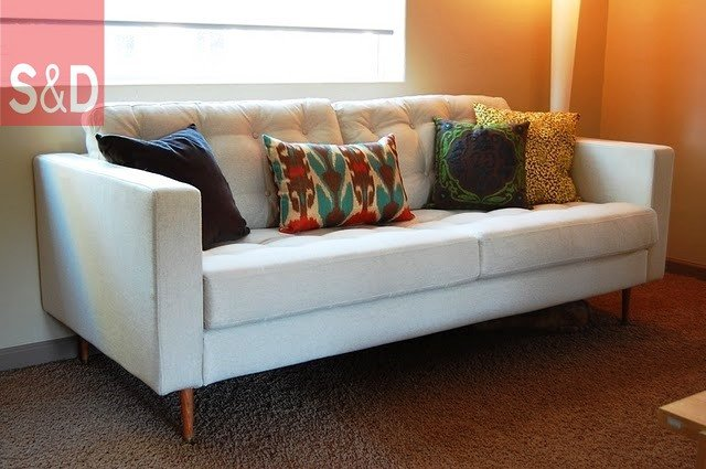 Karlstad Hack Comfort Works - Авторский диван на заказ