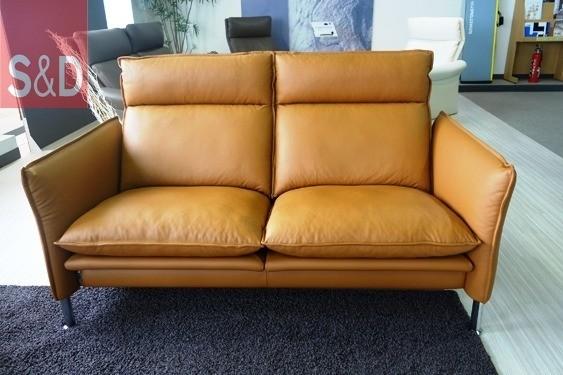 Leather Sofa - Прямые диваны на заказ