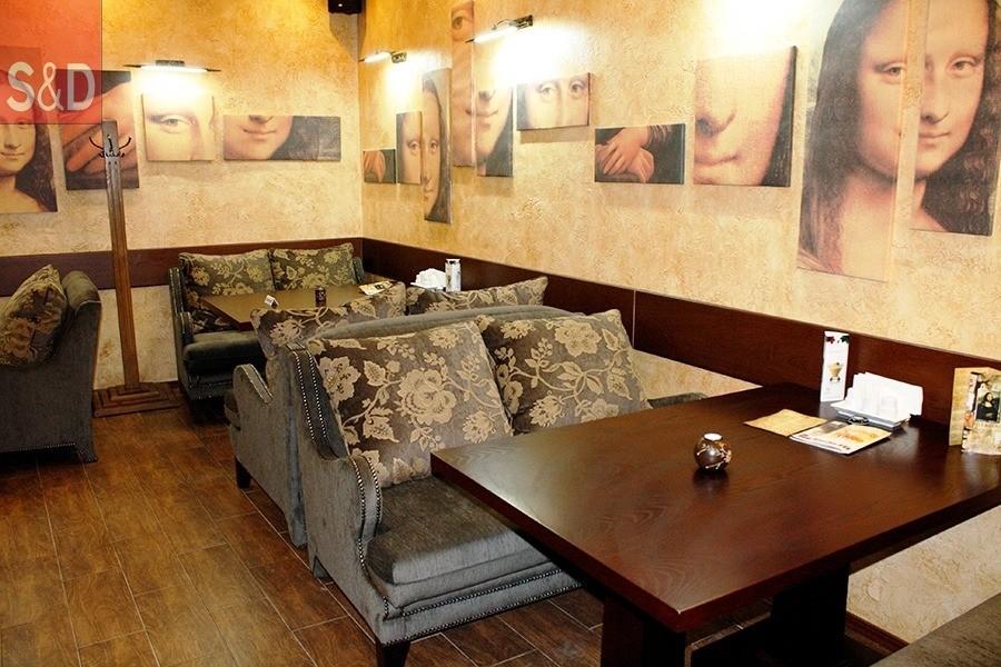 MG 2522 - Мягкая мебель для кафе/ресторанов
