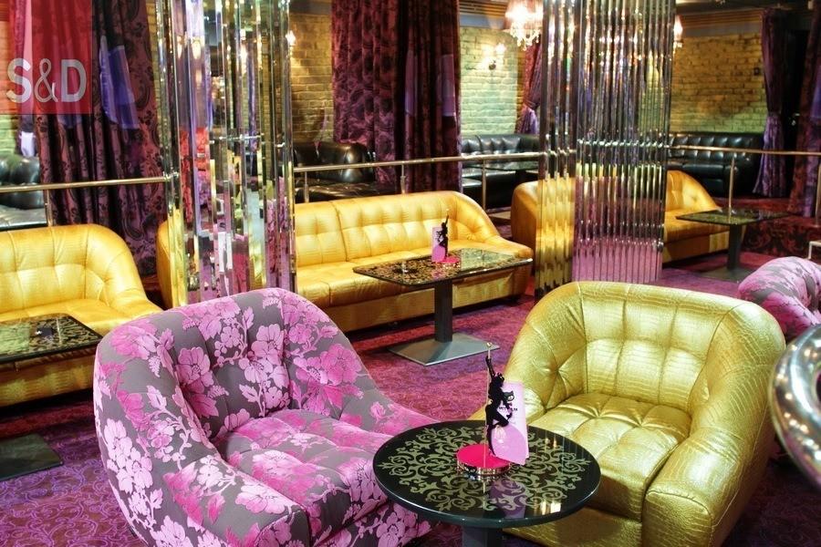 Martin club - Мягкая мебель для клубов