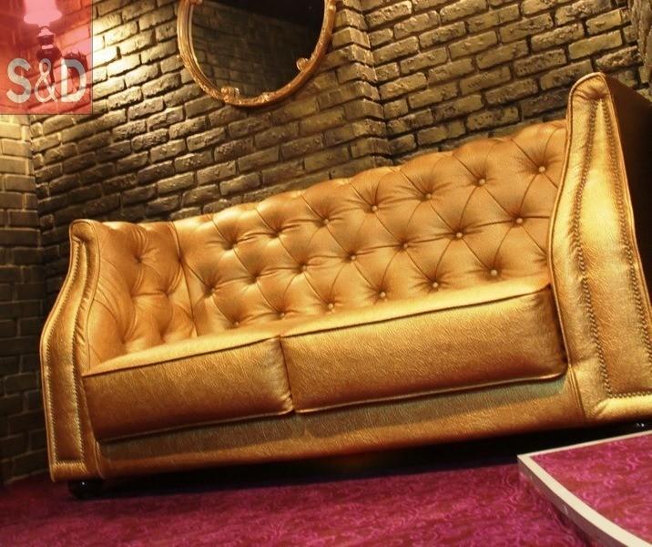 Martin club1 - Мягкая мебель для кафе/ресторанов