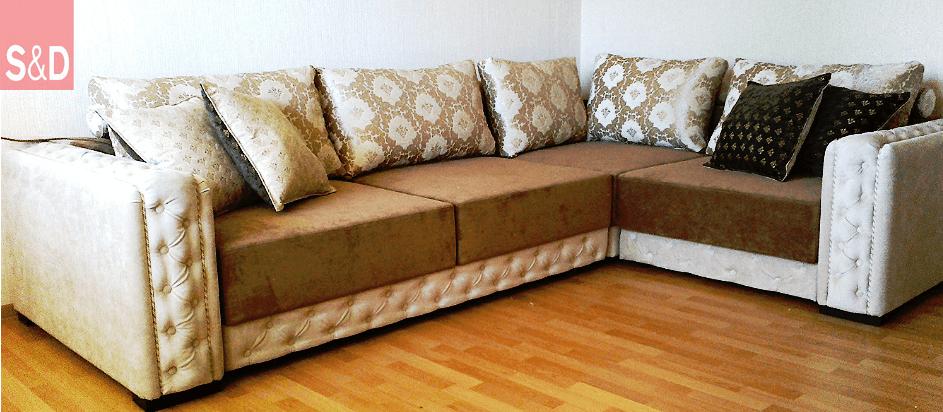 Screenshot 1 - Угловые диваны на заказ
