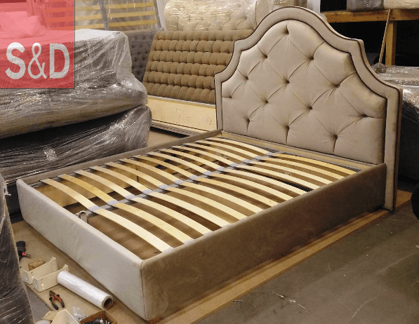 Screenshot 27 - Мягкая кровать под заказ
