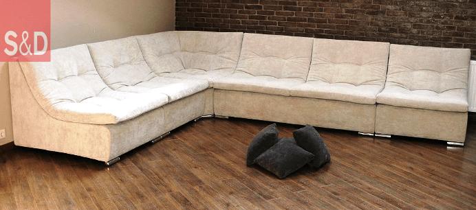 Screenshot 4 - Белый диван на заказ