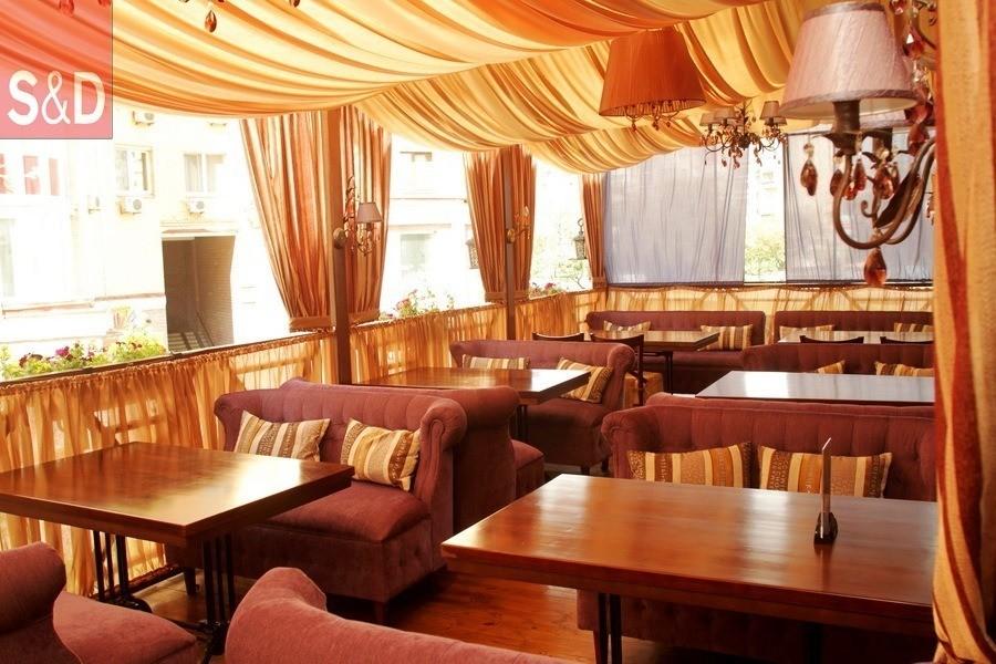Smacotella - Мягкая мебель для кафе/ресторанов