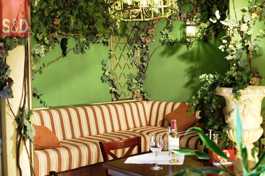 Smacotella1 - Мягкая мебель для кафе/ресторанов