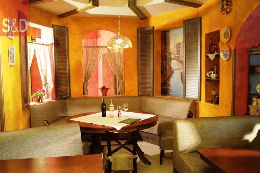 Smacotella3 - Мягкая мебель для кафе/ресторанов