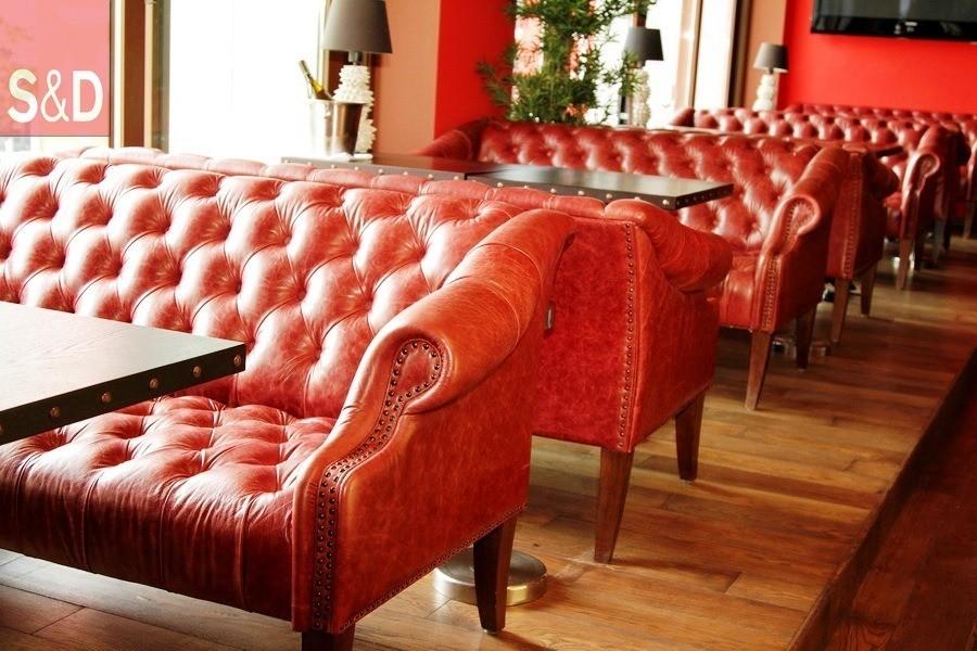 ToucheCafe5 - Мягкая мебель для кафе/ресторанов