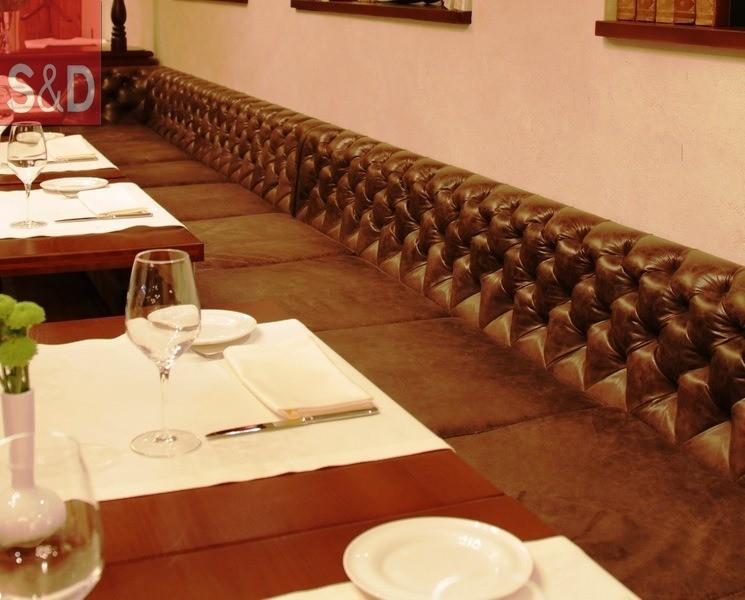 VaBene3 - Мягкая мебель для кафе/ресторанов